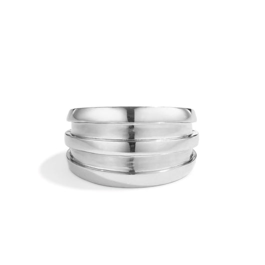 Narrow Groove Ring