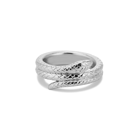 Coiled Snake Ring