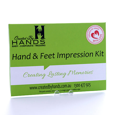 Hand & Feet Impression Kit