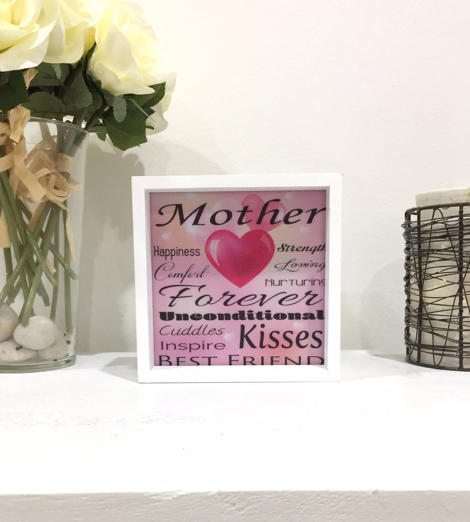 Light Box - Mothers Day Quote