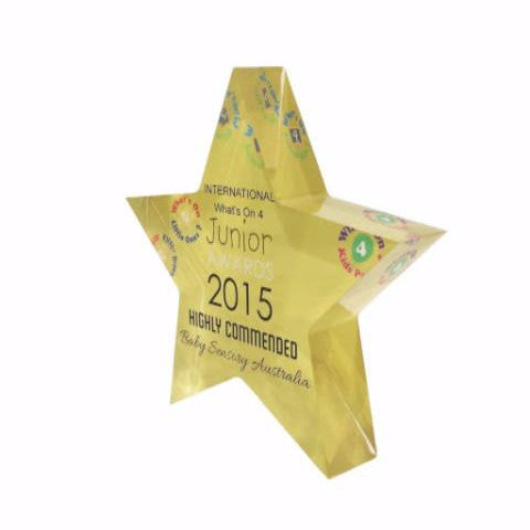 Personalised Star Trophy