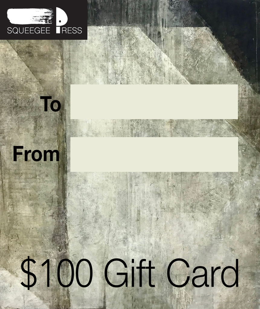 Squeegee Press Gift Cards