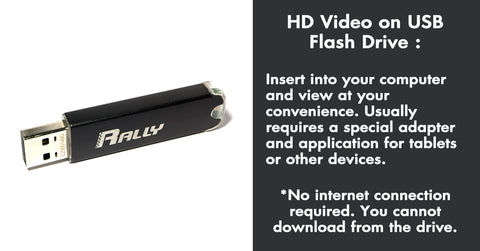 CWM Video Workshop - [USB Drive Format]