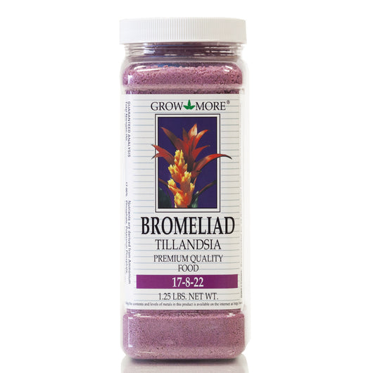 Grow More Bromeliad Fertilizer