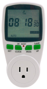 Titan Apollo 17 Digital Cycle Timer