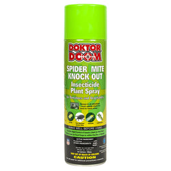 Doktor Doom Spider Mite Knockout Aerosol Spray