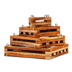 Slat Mounts - Hardwood