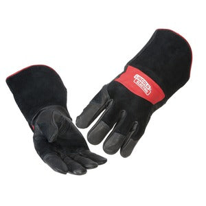 Lincoln PREMIUM LEATHER MIG STICK WELDING GLOVES - K2980 XL