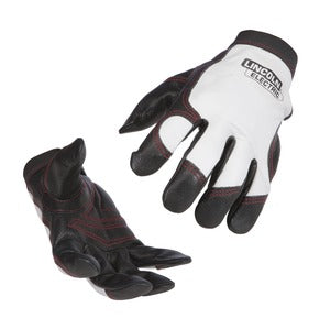 FULL LEATHER STEELWORKER™ WELDING GLOVES - K2977- XL
