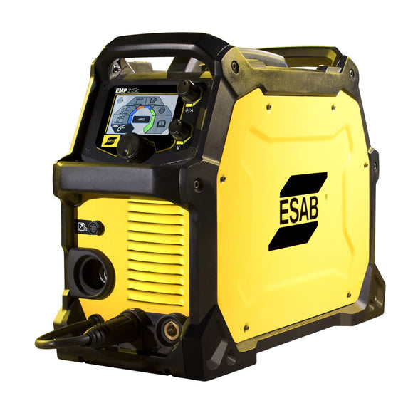 ESAB Rebel EMP 215ic Multiprocess Welder-3in1 Pkg - 0558102240