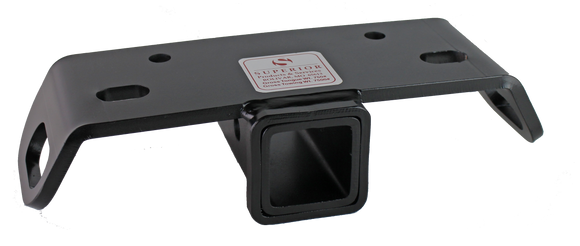Bumper Receiver Hitch (Bolt On)