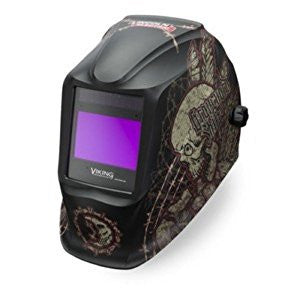 Lincoln Viking 2450 Graveyard Shift Welding Helmet