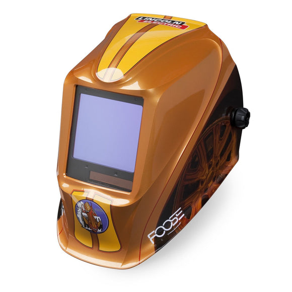 Lincoln Viking 3350 4C Terracuda Welding Helmet