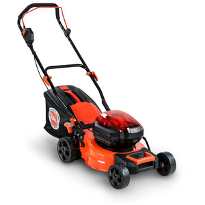 "DR 62V Battery-Powered Lawn Mower PRO-16 (16"" Push)"