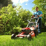 "DR 62V Battery-Powered Lawn Mower PRO-21SP (21"" Self-Propelled)"