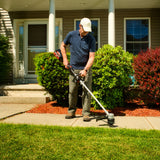 DR PRO-62V String Trimmer 62-Volt Cordless String Trimmer (TOOL ONLY)