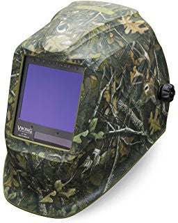 Lincoln Viking 2450 White Tail Came Welding Helmet