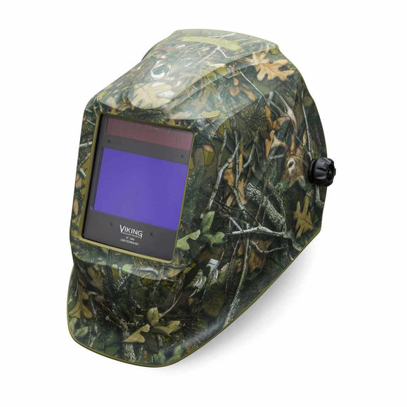 Lincoln Viking 3350 White Tail Game Welding Helmet