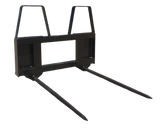 Skid Steer Bale Handling & Pallet Forks Attachments