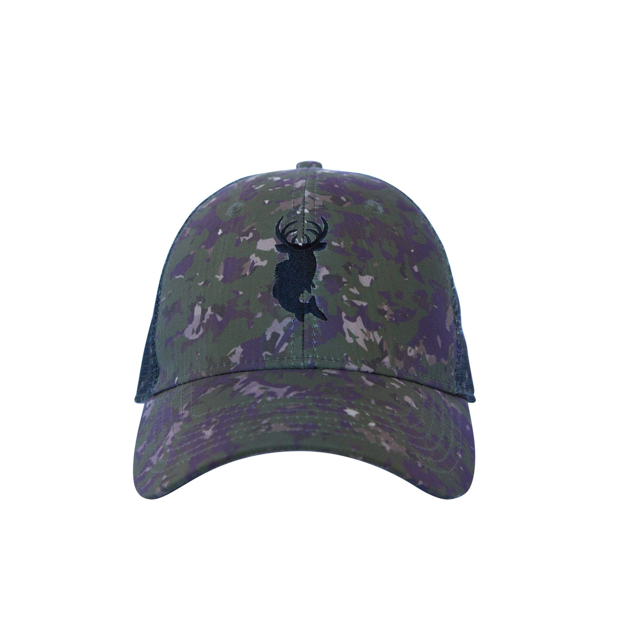 Natrona Camo Hunting System Mesh Hat