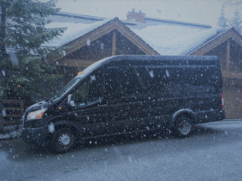 Whistler to Vancouver Airport best Group Transportation Option