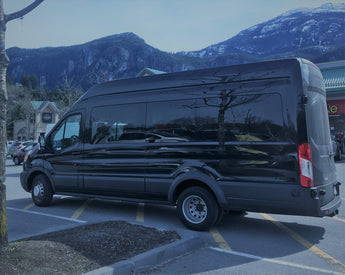 5 Reasons to hire a minibus for your YVR Whistler Transportation