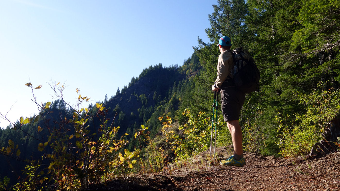 Getting Into Solo Backpacking