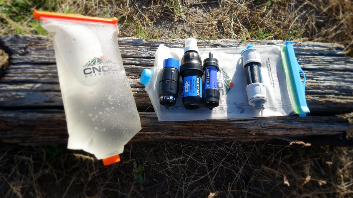 Hollow Fiber Backpacking Water Filters - what are they and how to take care of them
