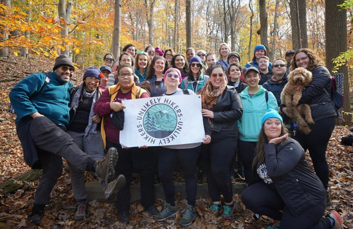 Unlikely Hikers - CNOC Outdoor's Autumn Outreach