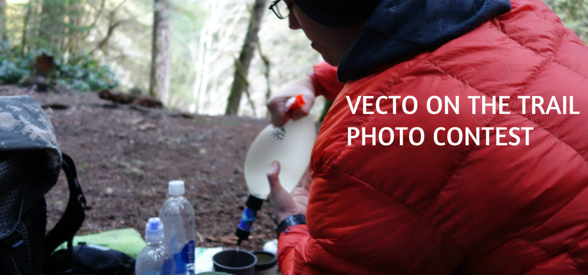 Choose Your Best Vecto On The Trail Photo
