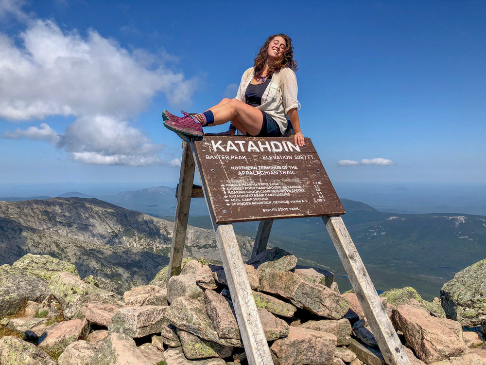 Trail Triumph: Ashley Samuel and the Appalachian Trail