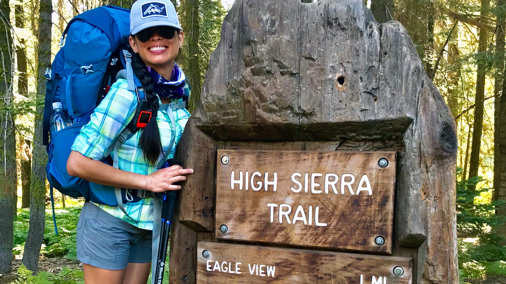Maleen Scholl: Prepping for the PCT in 2019