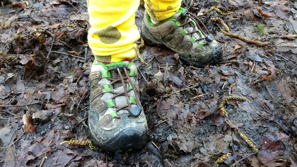 72694cce09 ... than the need for foot protection and durability. Trail shoes are  usually all mesh with some protection in the front and back using a rubber  rand.