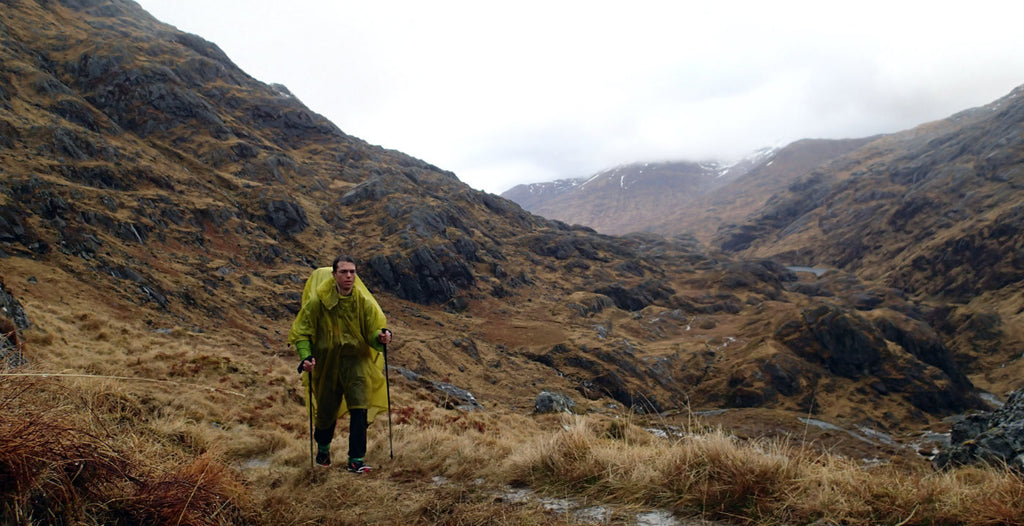 Still alone on the Cape Wrath Trail