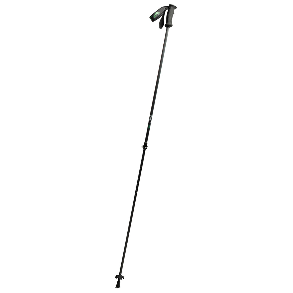 picture of UL staff, extended, with strap, on white background