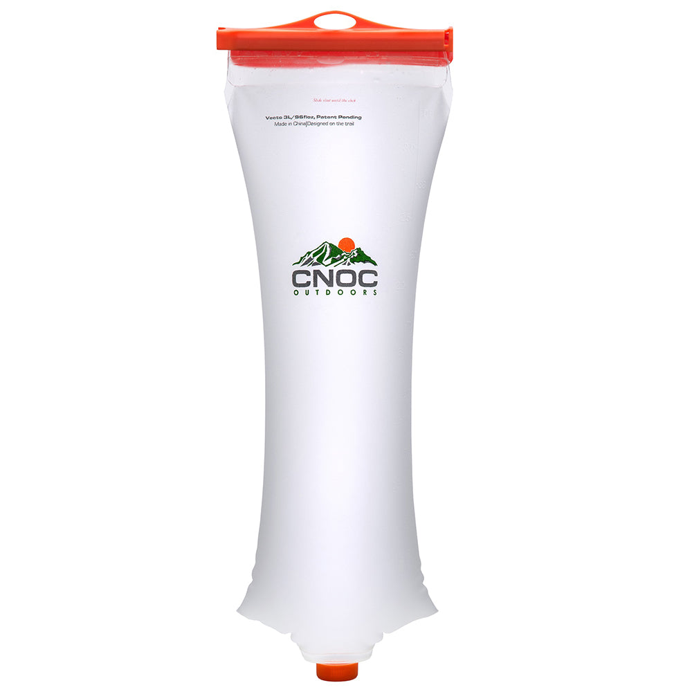 2018 Vecto 3L Water Container, 28 mm, Orange