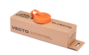 2020 VECTO Water Container, 42mm, Orange (BeFree Thread)