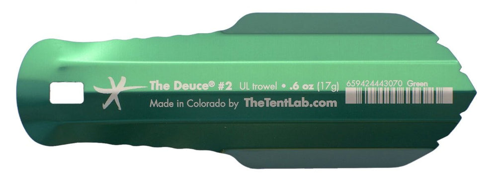 Deuce® Ultralight Trowel, #2