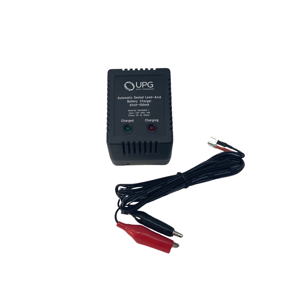 Advantage 6 Volt Smart Charger