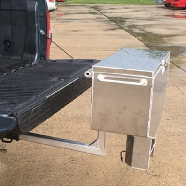 Aluminum Outfitters 100 lb. Road Feeder