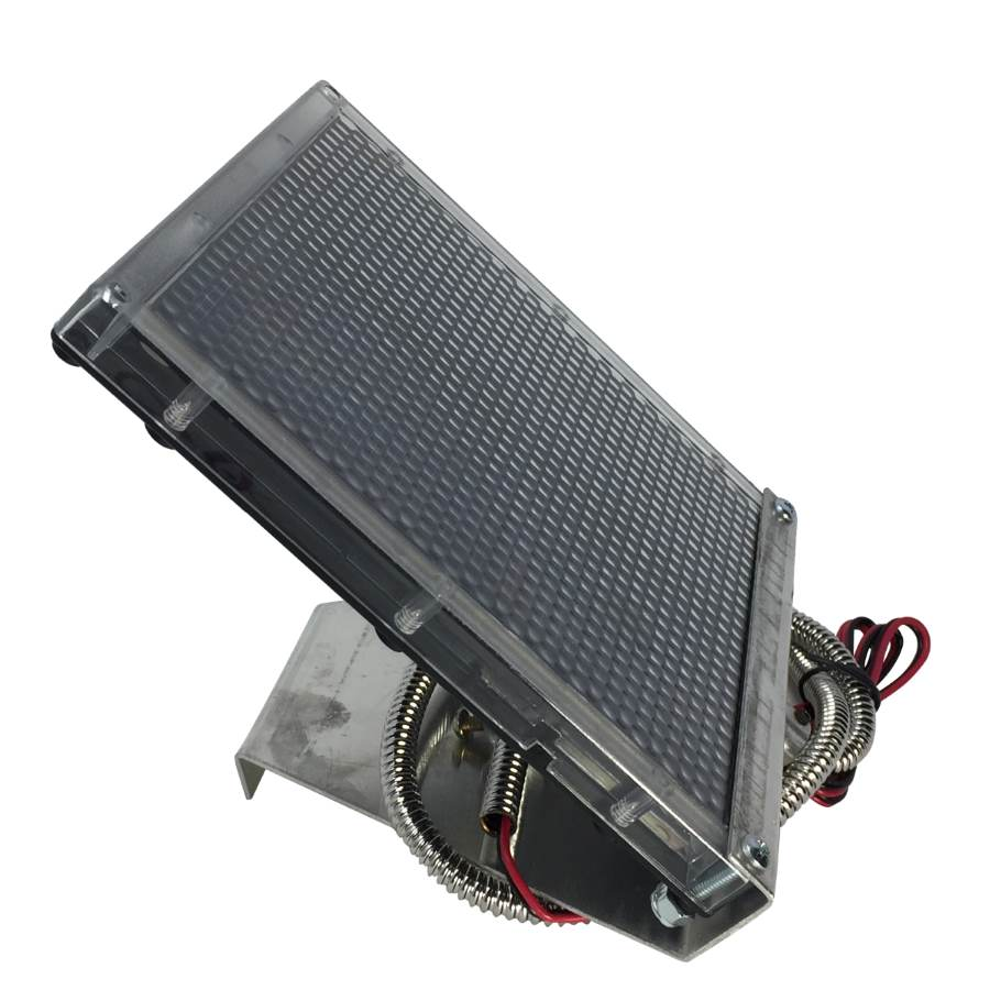 Advantage 12 Volt Solar Panel With Bracket