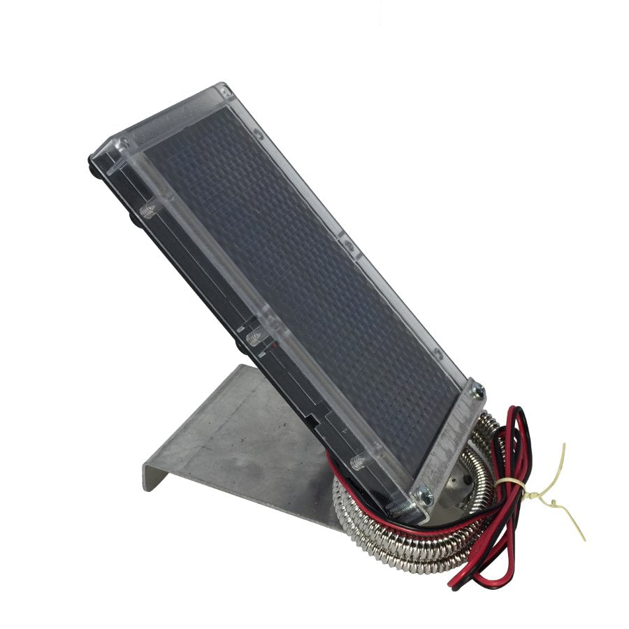 Advantage 6 Volt Solar Panel With Bracket