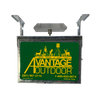 Advantage 12V Control Unit With Rear Mounted Solar Panel