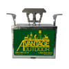 Advantage 12V Control Unit With Rear Mounted Solar Panel & Eliminator