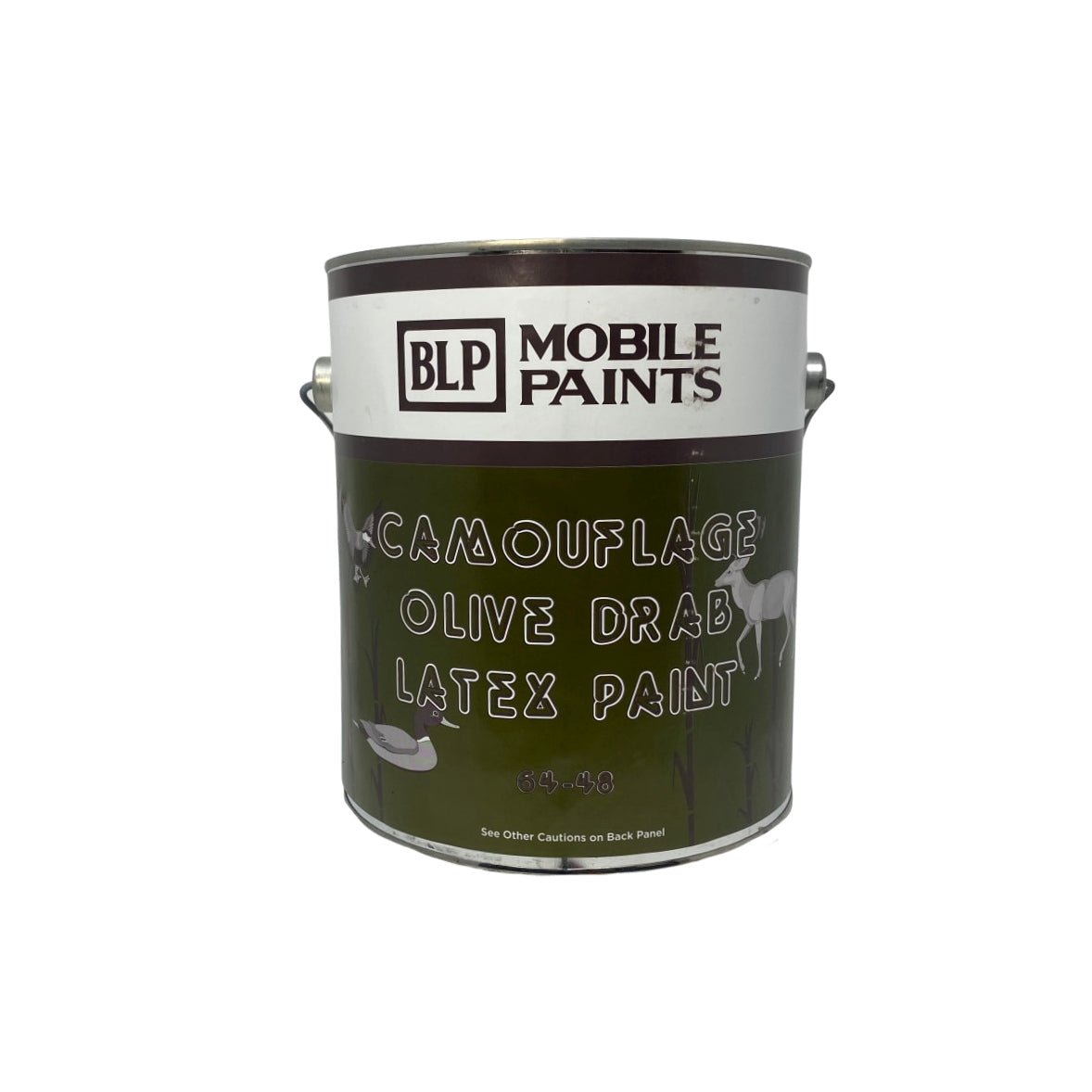 Deer Olive Drab Blind Latex Paint