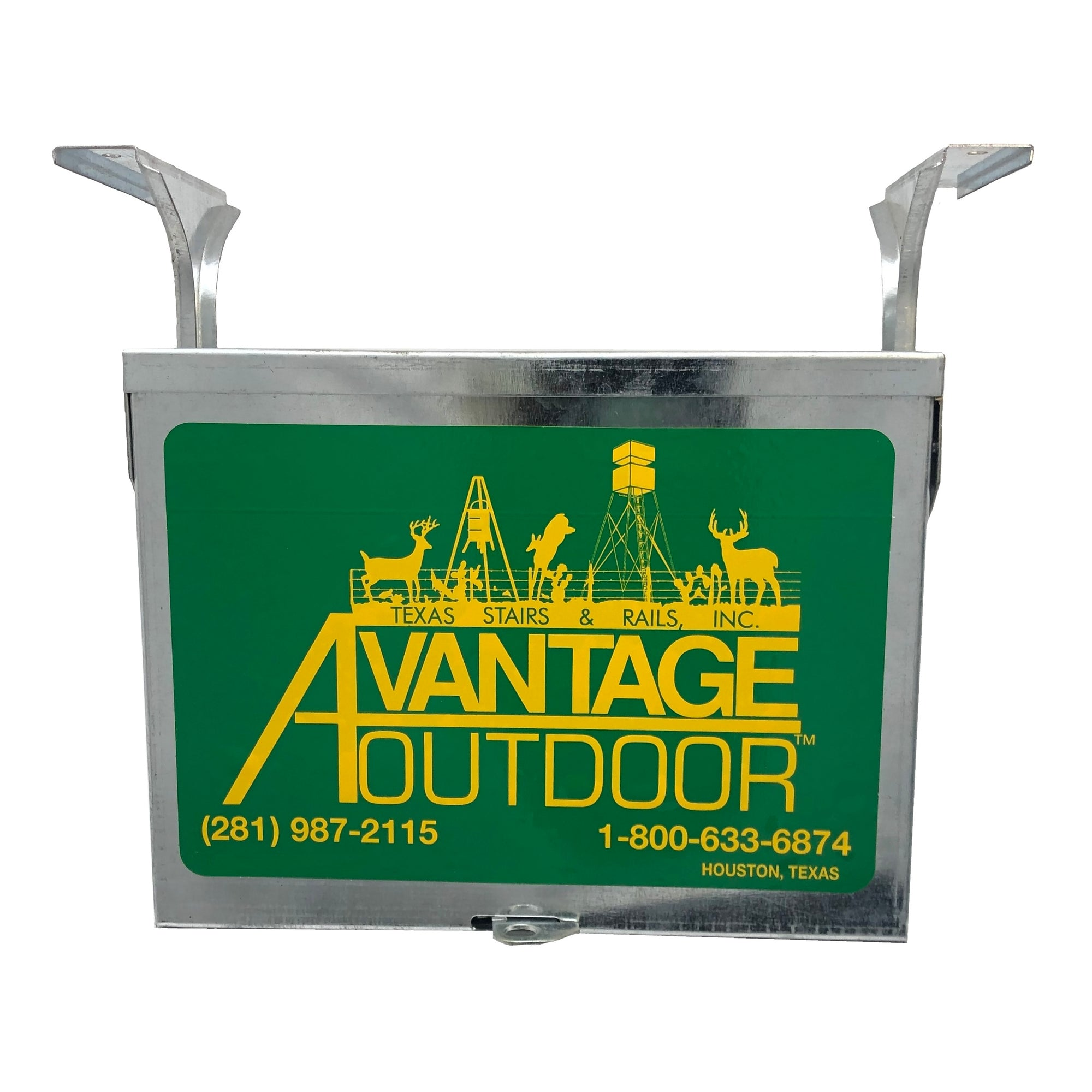 Advantage Control Unit Box With Brackets