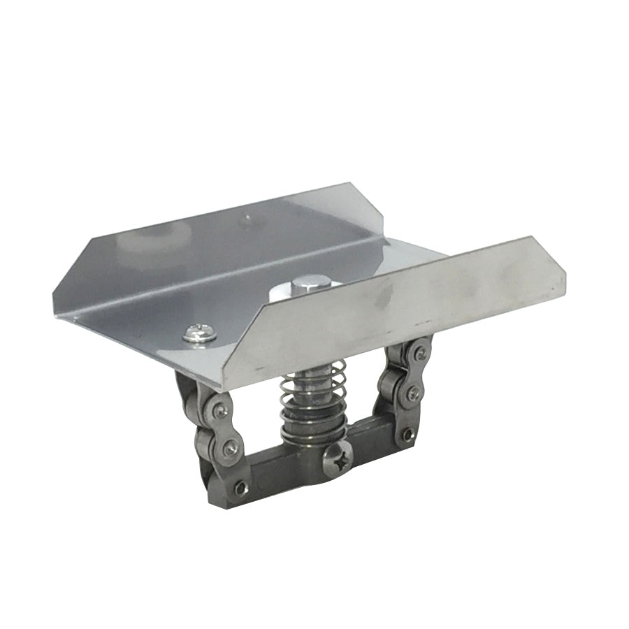 "THE-ELIMINATOR Rectangular Scatter Plate With 1/4"" Shaft"