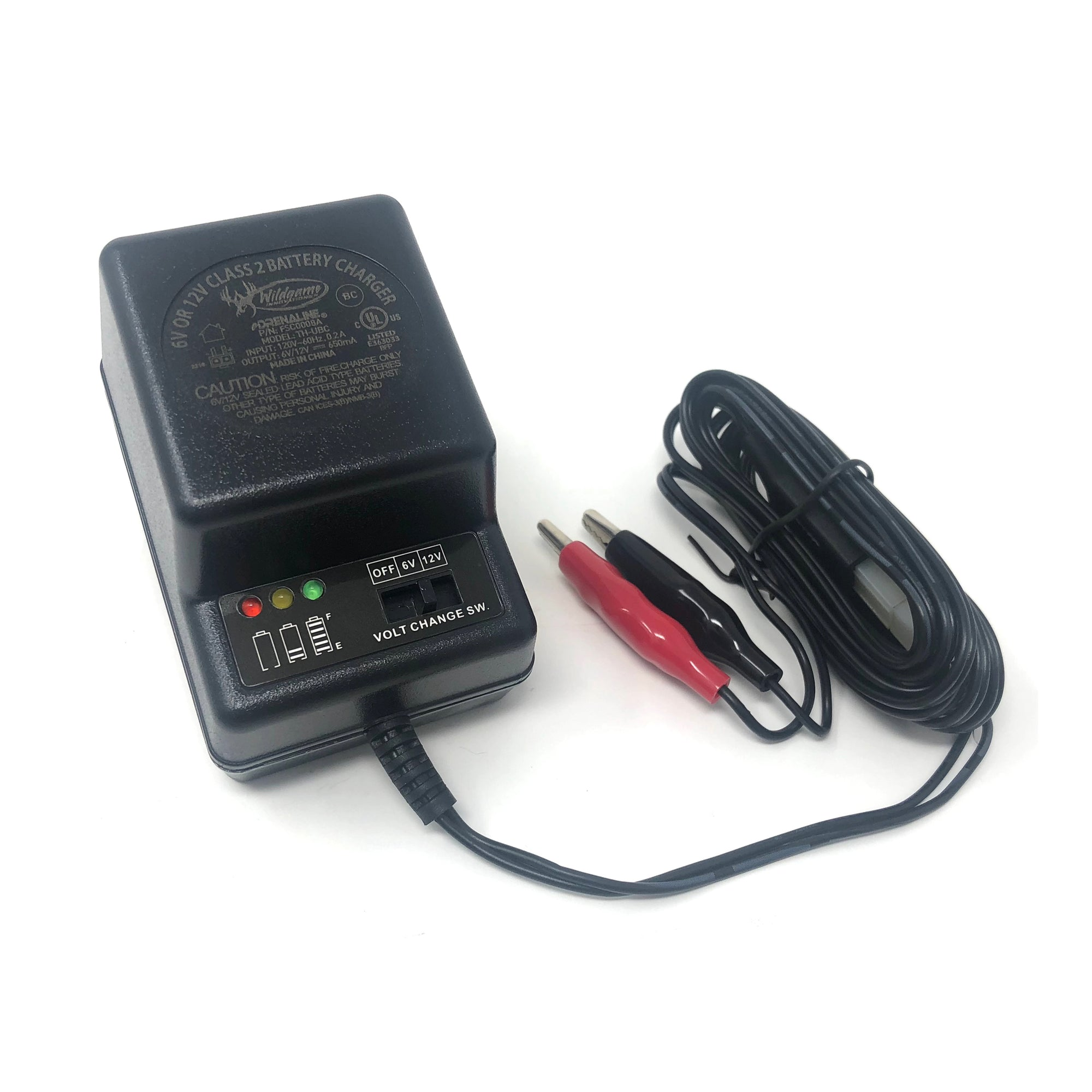 Wildgame Innovations Battery Charger
