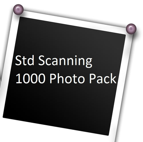 Photo Scanning: Up to 1,000 Photos w/ Free USB Stick!