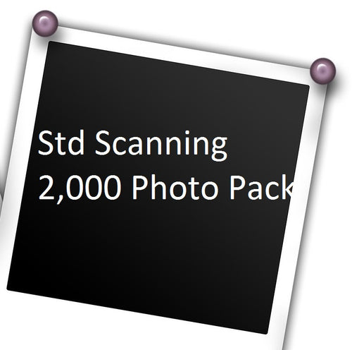 Photo Scanning: Up to 2,000 Photos w/ Free USB Stick!